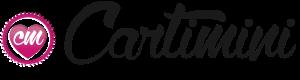 Logo texte anniversaire www.cartimini.com