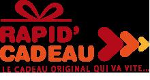 Logo boutique en ligne rapid-cadeau.com