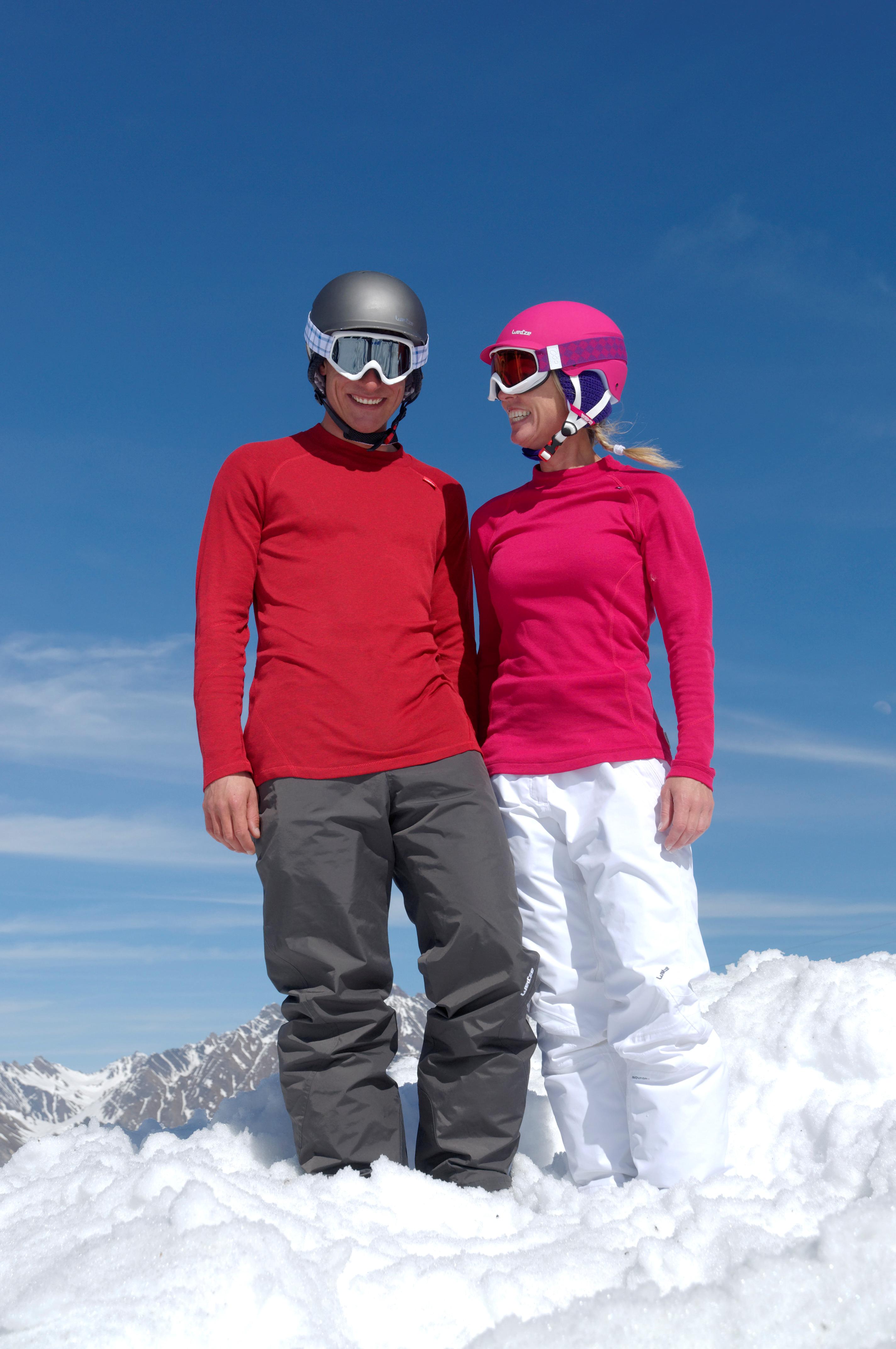 Des habits de ski pour grands et petits