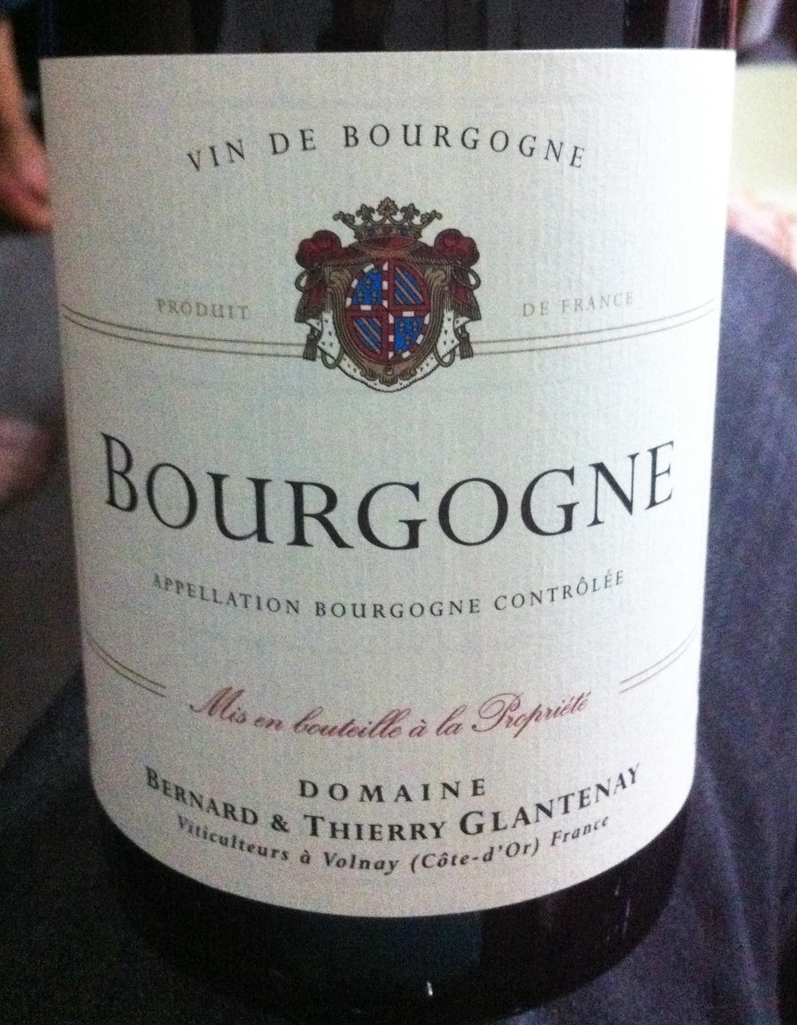 Le vin de bourgogne : une région viticole