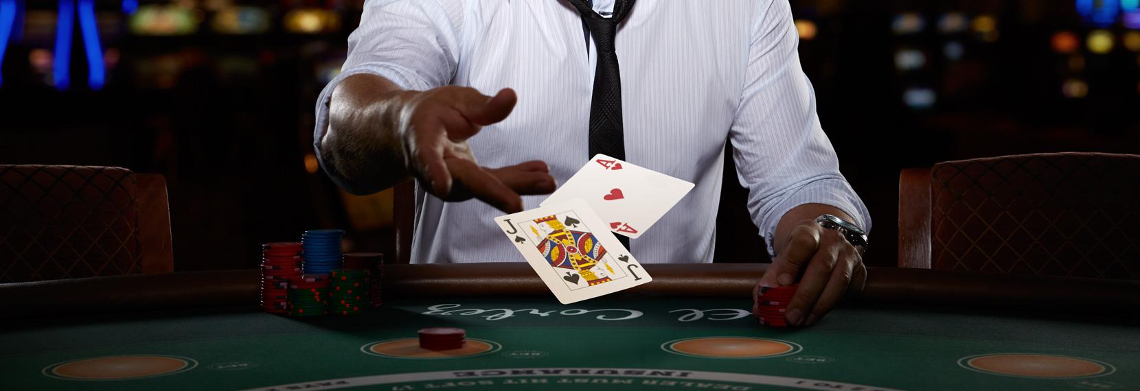 Blackjack: un jeu vedette