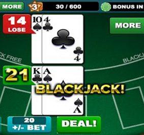 Blackjack gratuit : comment se positionner