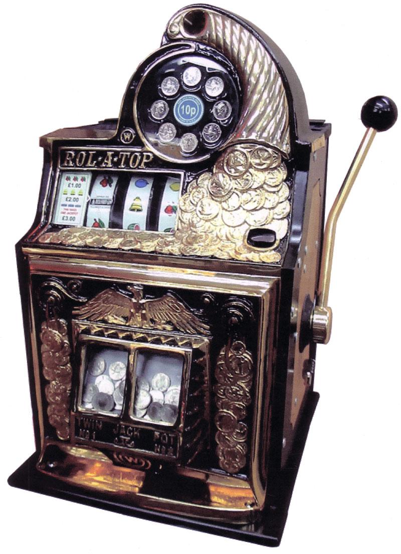 Machine a sous : révolutionnez votre jeu