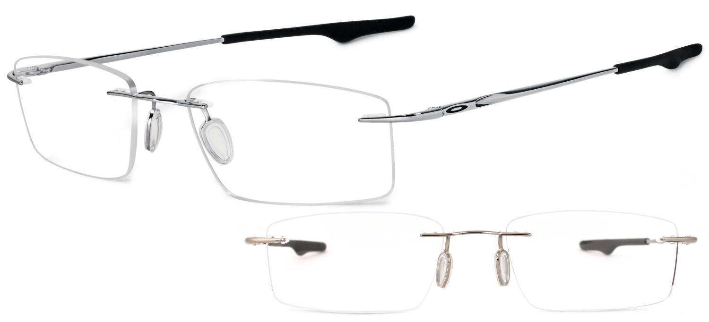lunette vue oakley titanium