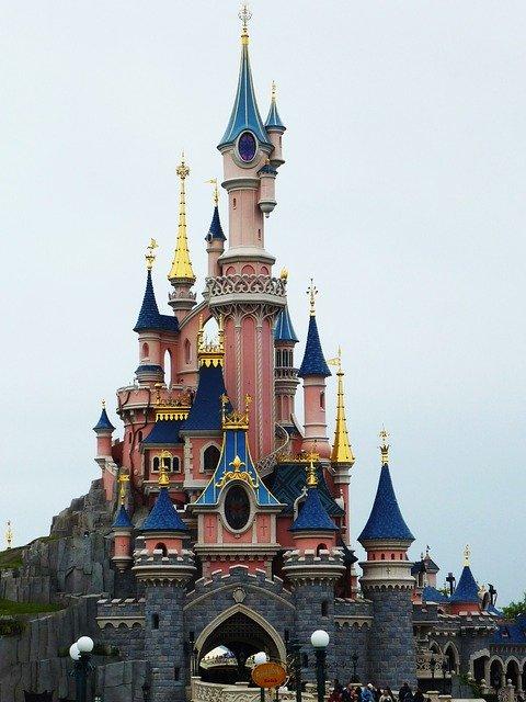 Un billet pour Disneyland en promo grace au Web