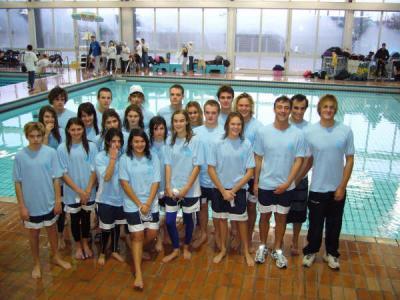 aviron bayonnais natation