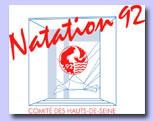 cd 92 natation