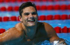 champion de natation français