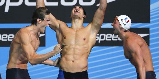 champion du monde natation