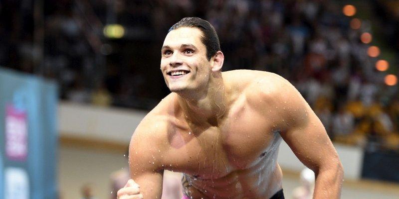 champion natation
