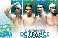 championnat de france natation