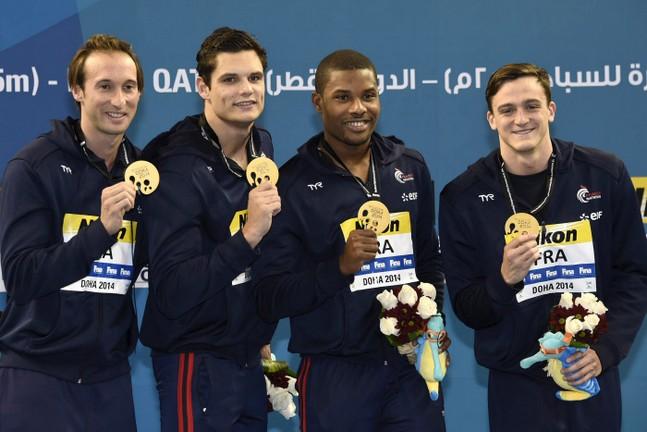 championnat du monde de natation 2014