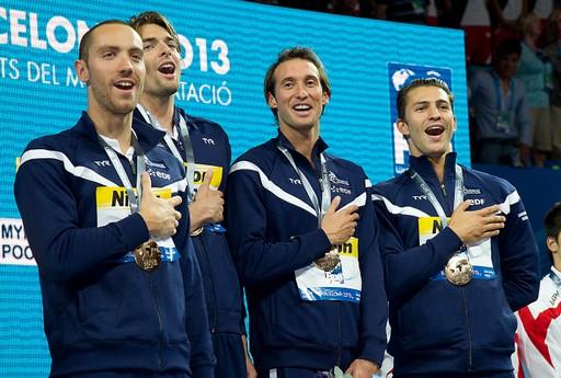 championnats du monde natation