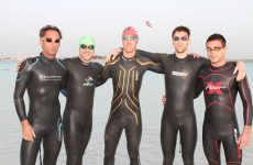 combinaison natation triathlon