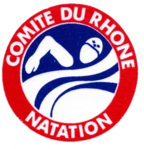 comité du rhone natation