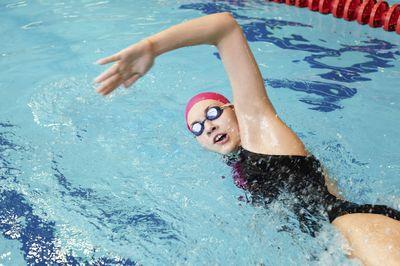 cour de natation