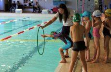 cours de natation nice