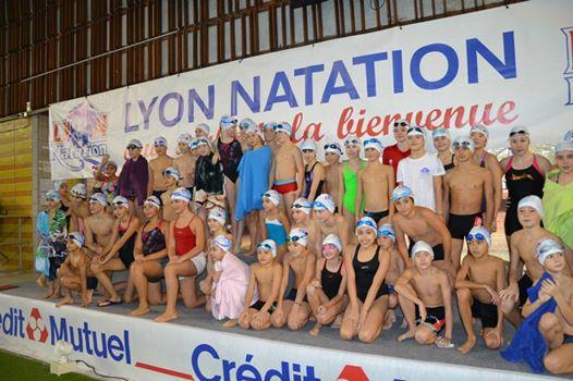 cours natation lyon