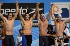 equipe de france de natation