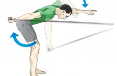 exercice de natation