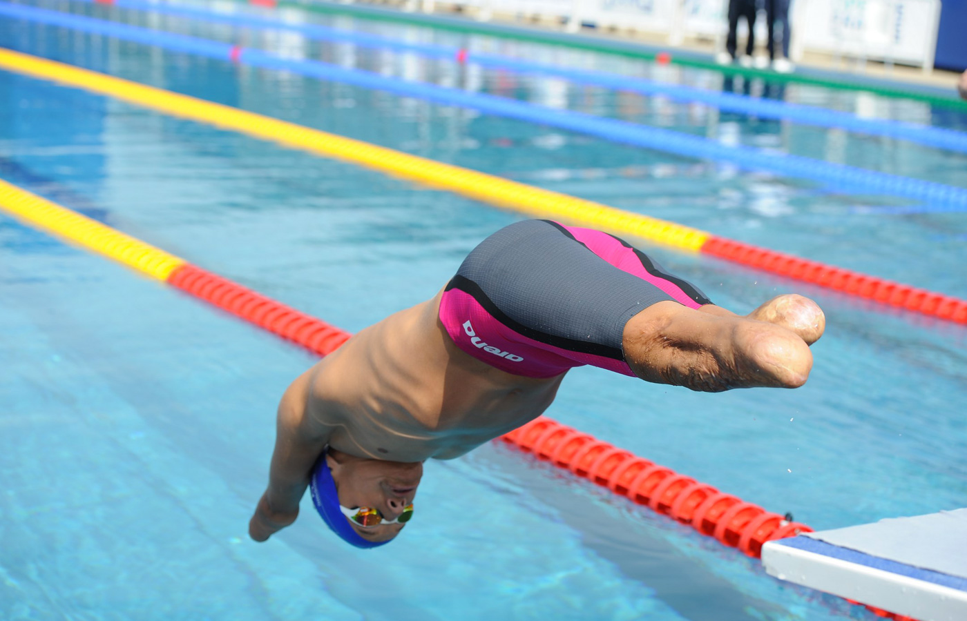 handisport natation