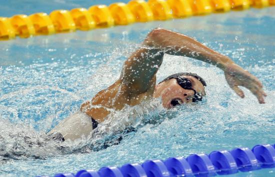image de natation