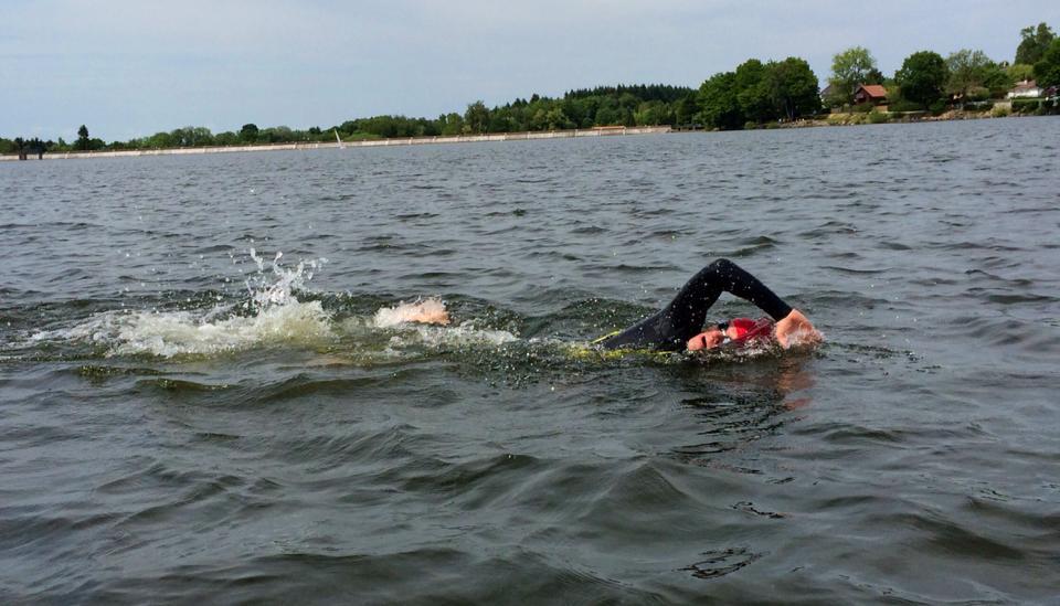 lac natation
