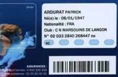 licence natation