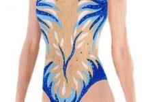 maillot de natation synchronisée