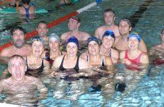 master natation