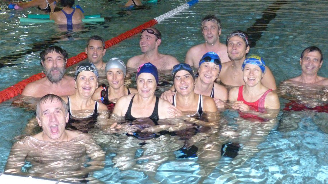 masters natation