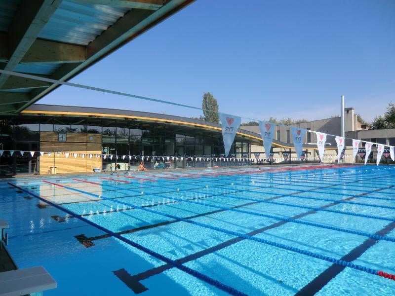 mulhouse olympique natation