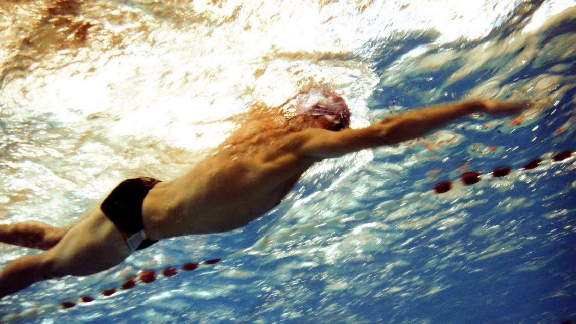 natation crawl