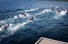 natation eau libre