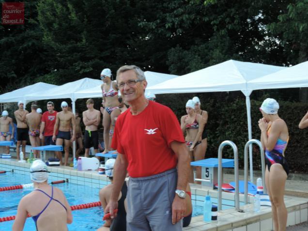 natation estivale