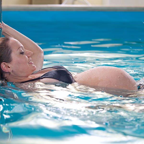 natation grossesse
