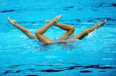 natation synchronisé