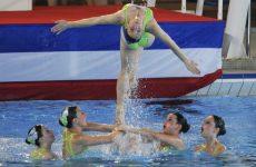 natation synchronisée toulouse