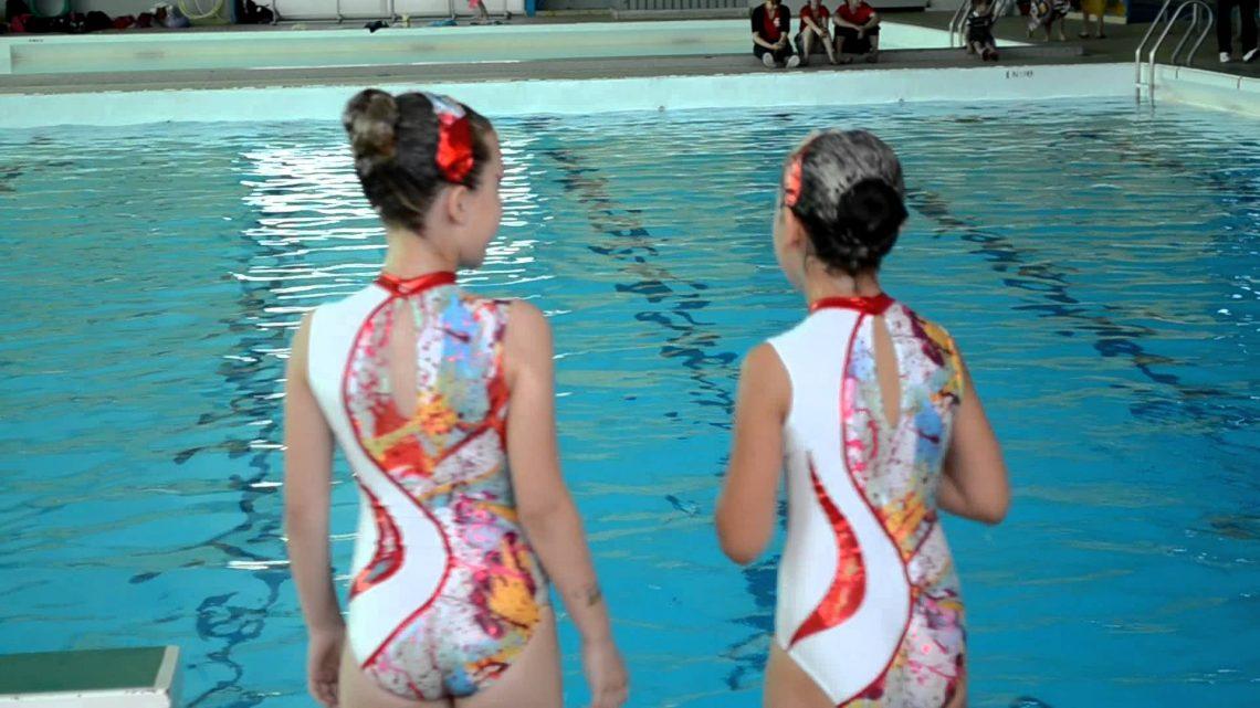 natation synchronisée youtube
