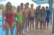 olympique nice natation