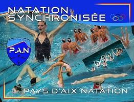 pays d aix natation