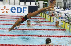 plongeon natation
