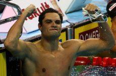 record natation 50m