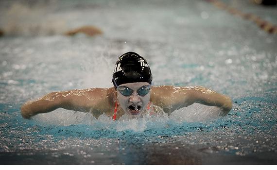 sport etude natation