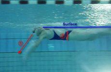 technique natation