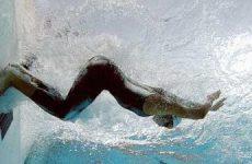 virage natation