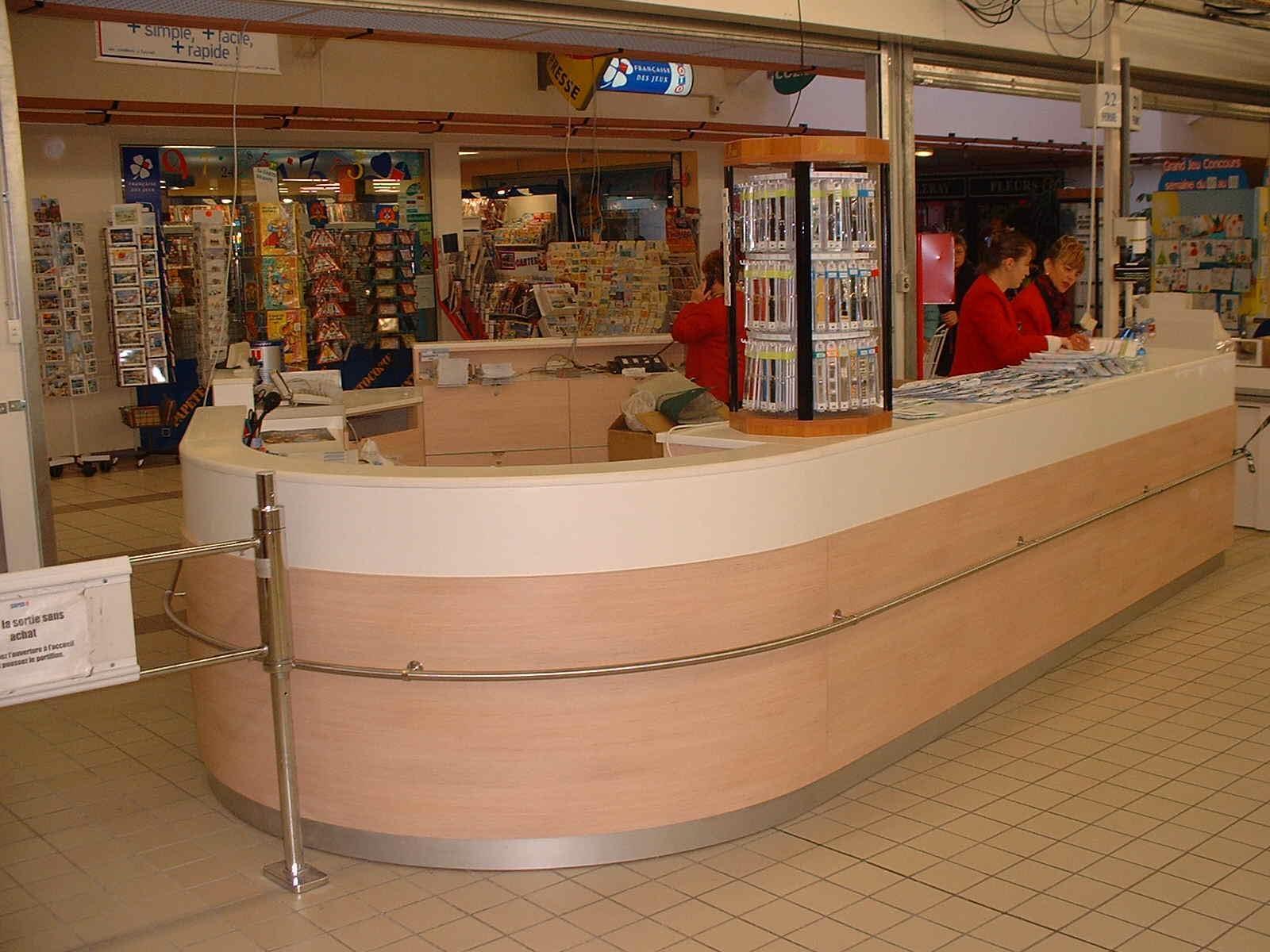 Agencement de magasin : le secret pour faire des ventes