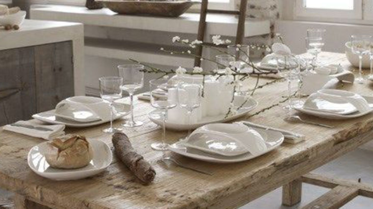 Comment faire une belle table Une deco de table de noel