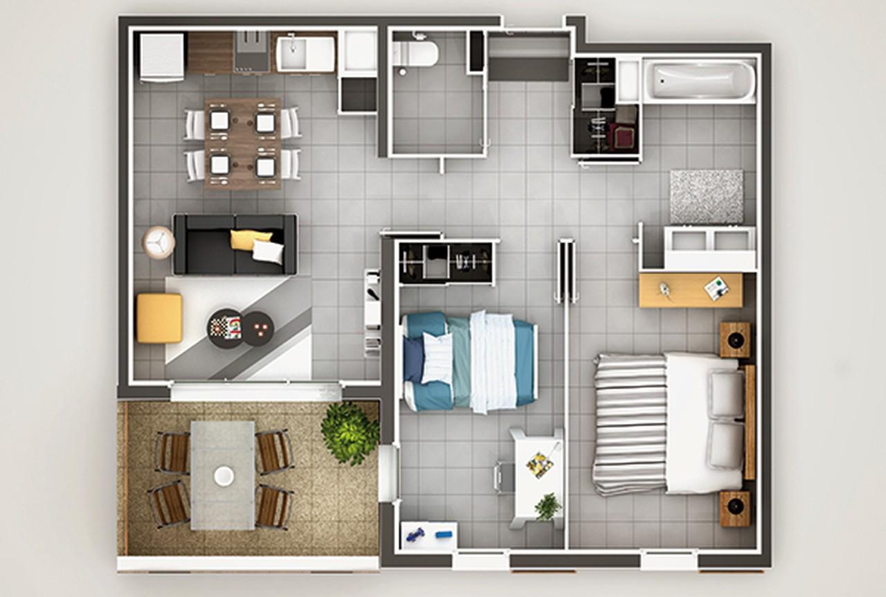 Acheter son appartement neuf à Montpellier